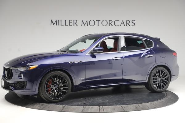 Used 2018 Maserati Levante S GranSport for sale $63,900 at Alfa Romeo of Westport in Westport CT 06880 3