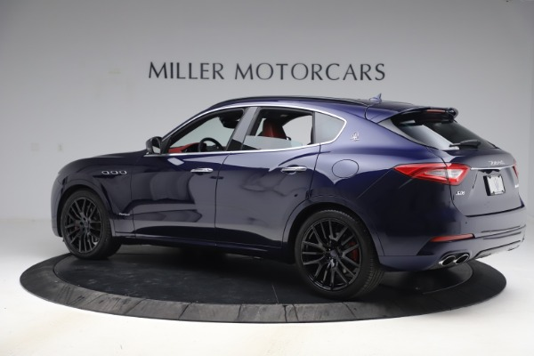 Used 2018 Maserati Levante S GranSport for sale $63,900 at Alfa Romeo of Westport in Westport CT 06880 5