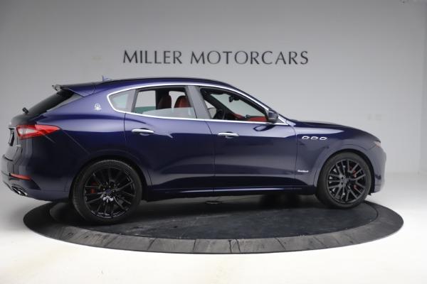 New 2018 Maserati Levante S GranSport for sale Sold at Alfa Romeo of Westport in Westport CT 06880 9