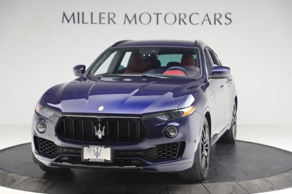Used 2018 Maserati Levante S GranSport for sale $63,900 at Alfa Romeo of Westport in Westport CT 06880 1