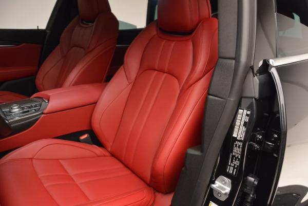 New 2018 Maserati Levante Q4 GranSport for sale Sold at Alfa Romeo of Westport in Westport CT 06880 17