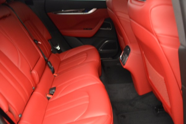 New 2018 Maserati Levante Q4 GranSport for sale Sold at Alfa Romeo of Westport in Westport CT 06880 24