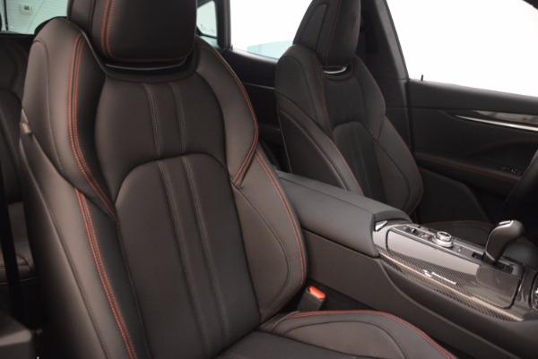 New 2018 Maserati Levante S Q4 GRANSPORT for sale Sold at Alfa Romeo of Westport in Westport CT 06880 21