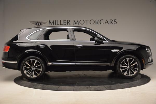 New 2018 Bentley Bentayga Onyx for sale Sold at Alfa Romeo of Westport in Westport CT 06880 11