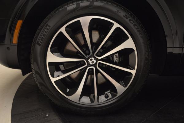 New 2018 Bentley Bentayga Onyx for sale Sold at Alfa Romeo of Westport in Westport CT 06880 17