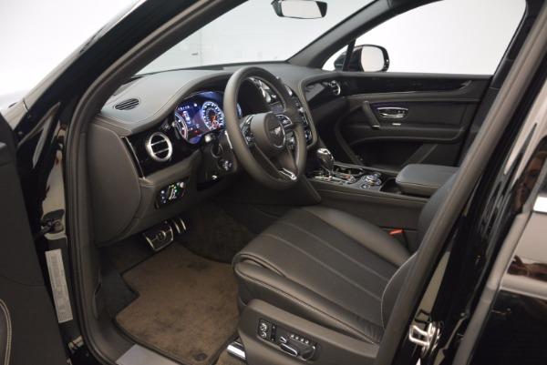 Used 2018 Bentley Bentayga Onyx Edition for sale $139,900 at Alfa Romeo of Westport in Westport CT 06880 18