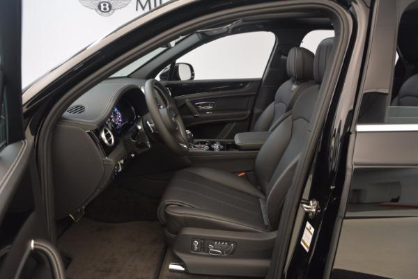 Used 2018 Bentley Bentayga Onyx Edition for sale $139,900 at Alfa Romeo of Westport in Westport CT 06880 19