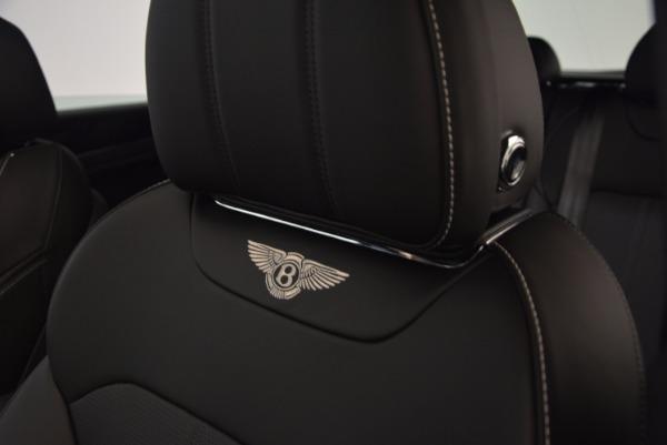 Used 2018 Bentley Bentayga Onyx for sale $145,900 at Alfa Romeo of Westport in Westport CT 06880 21