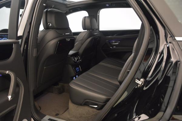 Used 2018 Bentley Bentayga Onyx for sale $145,900 at Alfa Romeo of Westport in Westport CT 06880 22