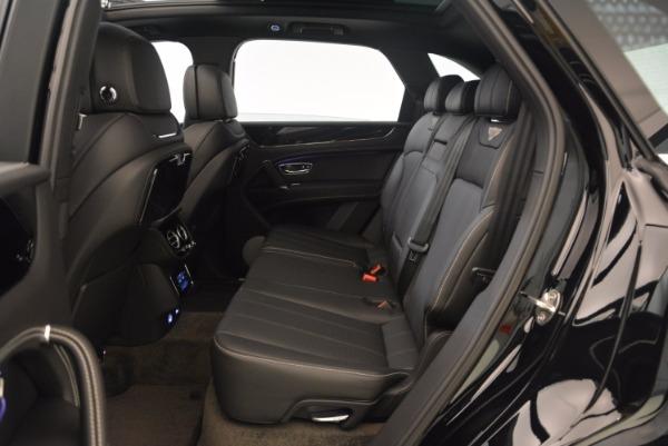 Used 2018 Bentley Bentayga Onyx for sale $145,900 at Alfa Romeo of Westport in Westport CT 06880 23
