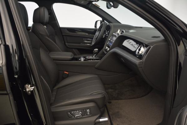 New 2018 Bentley Bentayga Onyx for sale Sold at Alfa Romeo of Westport in Westport CT 06880 27