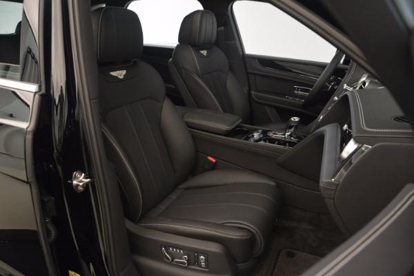 New 2018 Bentley Bentayga Onyx for sale Sold at Alfa Romeo of Westport in Westport CT 06880 28