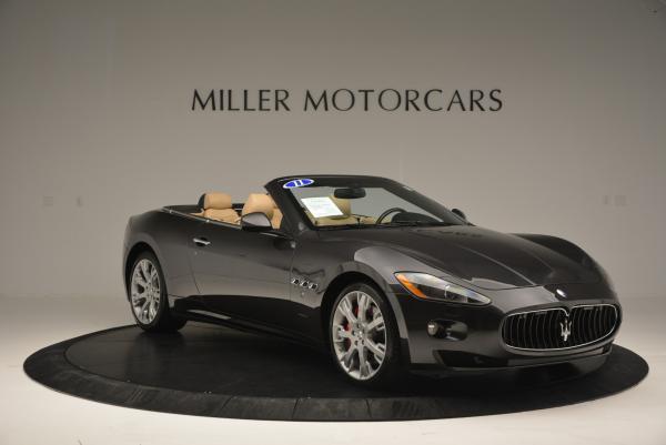 Used 2011 Maserati GranTurismo Base for sale Sold at Alfa Romeo of Westport in Westport CT 06880 11