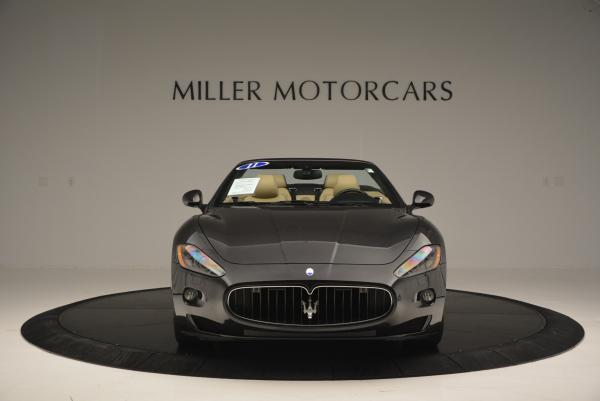 Used 2011 Maserati GranTurismo Base for sale Sold at Alfa Romeo of Westport in Westport CT 06880 12