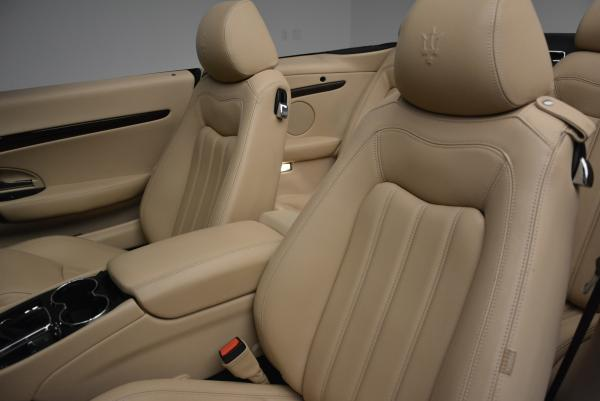 Used 2011 Maserati GranTurismo Base for sale Sold at Alfa Romeo of Westport in Westport CT 06880 25