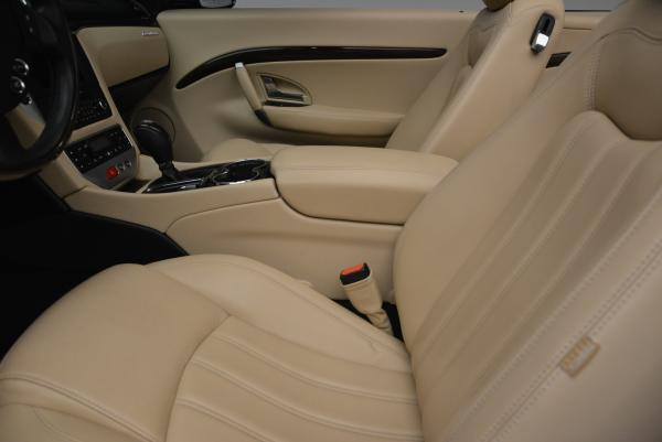 Used 2011 Maserati GranTurismo Base for sale Sold at Alfa Romeo of Westport in Westport CT 06880 27