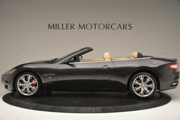 Used 2011 Maserati GranTurismo Base for sale Sold at Alfa Romeo of Westport in Westport CT 06880 3