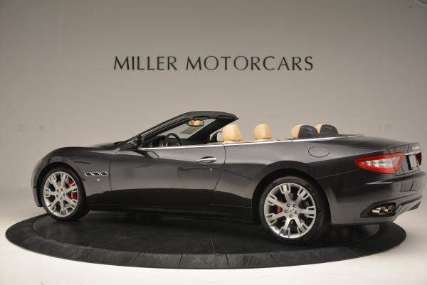 Used 2011 Maserati GranTurismo Base for sale Sold at Alfa Romeo of Westport in Westport CT 06880 4