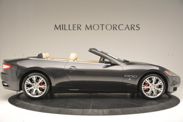Used 2011 Maserati GranTurismo Base for sale Sold at Alfa Romeo of Westport in Westport CT 06880 9