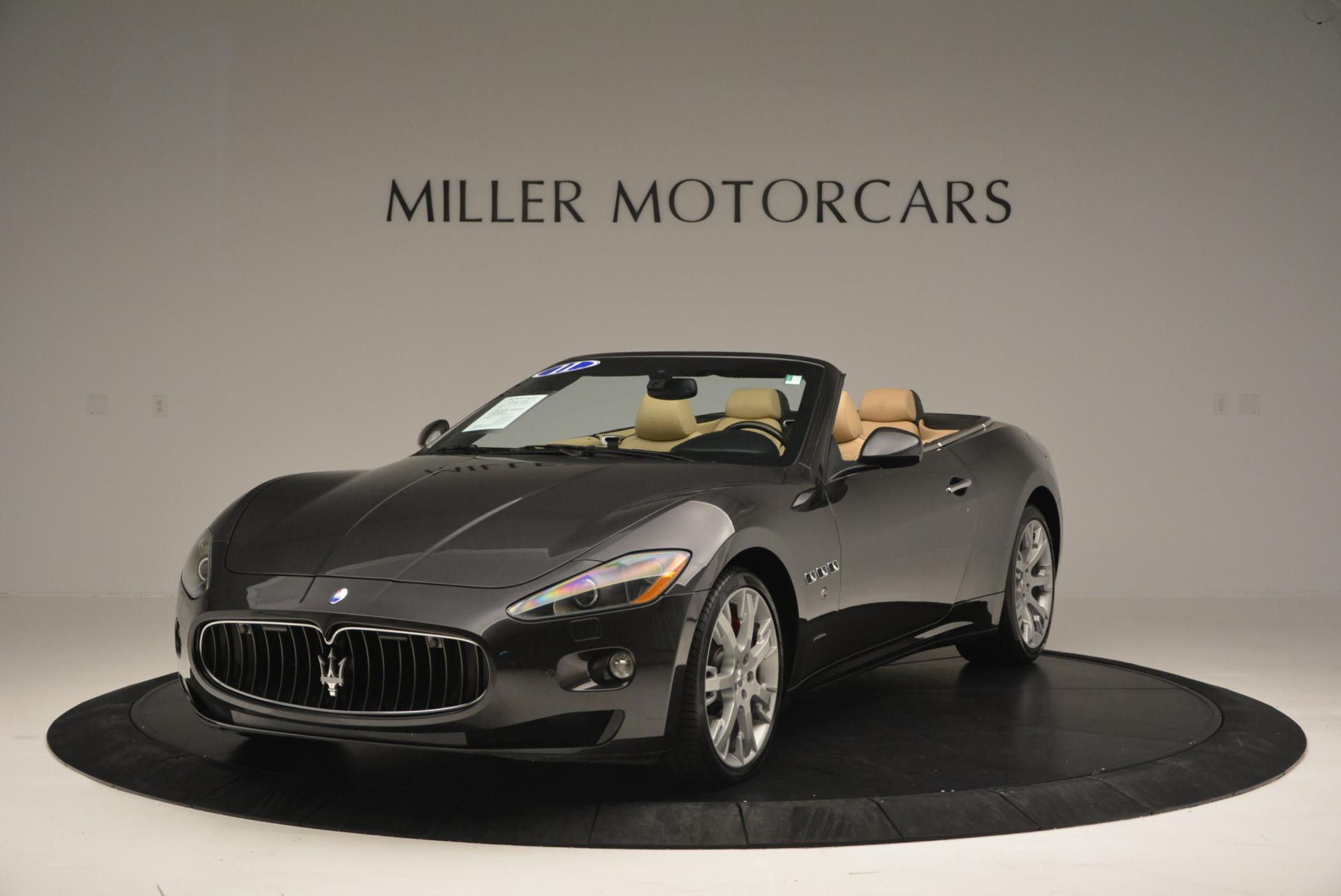 Used 2011 Maserati GranTurismo Base for sale Sold at Alfa Romeo of Westport in Westport CT 06880 1