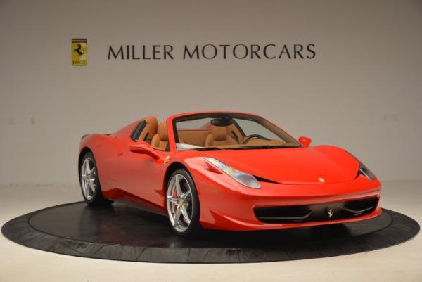 Used 2012 Ferrari 458 Spider for sale Sold at Alfa Romeo of Westport in Westport CT 06880 11