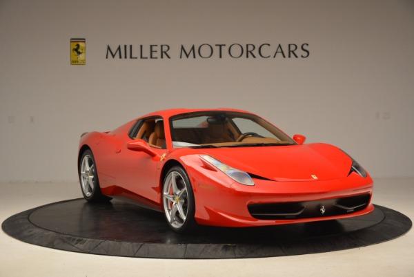 Used 2012 Ferrari 458 Spider for sale Sold at Alfa Romeo of Westport in Westport CT 06880 23