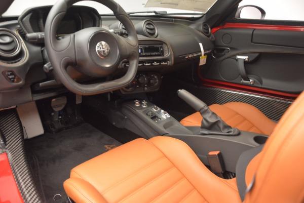 New 2018 Alfa Romeo 4C Coupe for sale Sold at Alfa Romeo of Westport in Westport CT 06880 13
