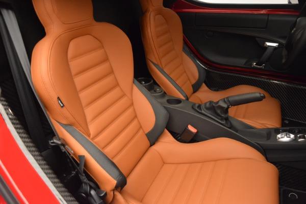 New 2018 Alfa Romeo 4C Coupe for sale Sold at Alfa Romeo of Westport in Westport CT 06880 19