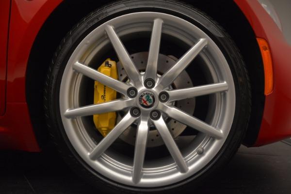 New 2018 Alfa Romeo 4C Coupe for sale Sold at Alfa Romeo of Westport in Westport CT 06880 23