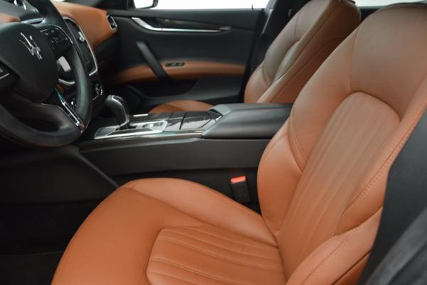 Used 2014 Maserati Ghibli S Q4 for sale Sold at Alfa Romeo of Westport in Westport CT 06880 15