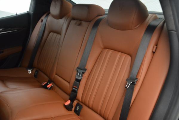 Used 2014 Maserati Ghibli S Q4 for sale Sold at Alfa Romeo of Westport in Westport CT 06880 19