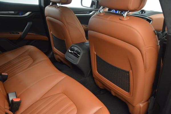 Used 2014 Maserati Ghibli S Q4 for sale Sold at Alfa Romeo of Westport in Westport CT 06880 20