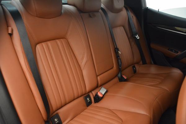 Used 2014 Maserati Ghibli S Q4 for sale Sold at Alfa Romeo of Westport in Westport CT 06880 22
