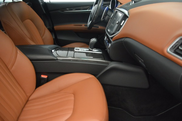 Used 2014 Maserati Ghibli S Q4 for sale Sold at Alfa Romeo of Westport in Westport CT 06880 24