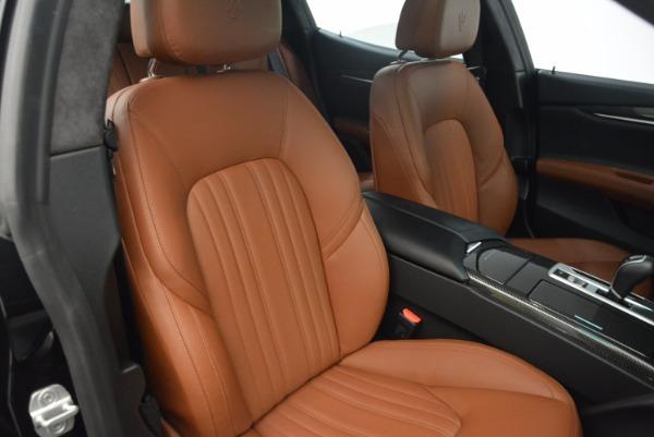 Used 2014 Maserati Ghibli S Q4 for sale Sold at Alfa Romeo of Westport in Westport CT 06880 25