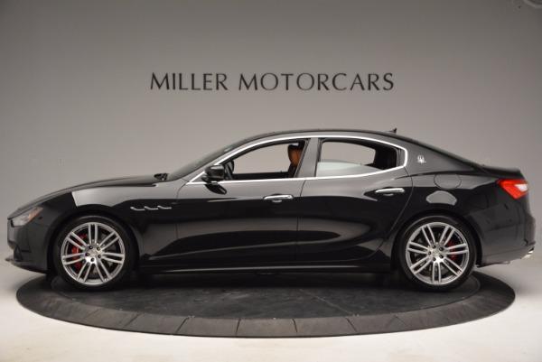 Used 2014 Maserati Ghibli S Q4 for sale Sold at Alfa Romeo of Westport in Westport CT 06880 3