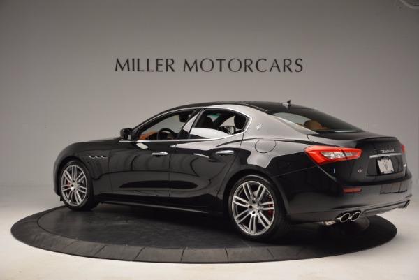 Used 2014 Maserati Ghibli S Q4 for sale Sold at Alfa Romeo of Westport in Westport CT 06880 4