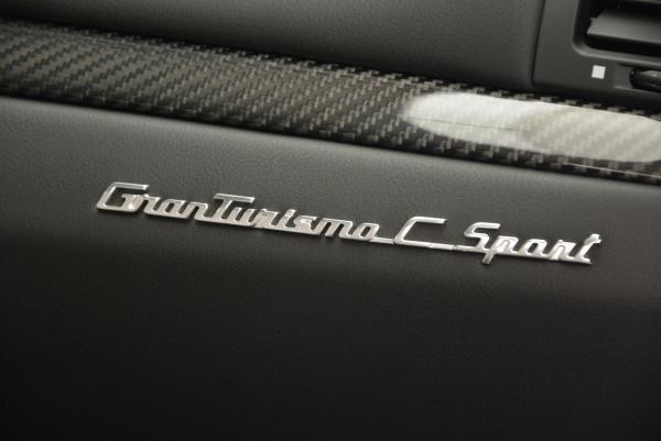 New 2017 Maserati GranTurismo Convertible Sport for sale Sold at Alfa Romeo of Westport in Westport CT 06880 28