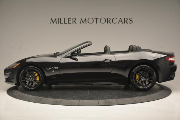 New 2017 Maserati GranTurismo Convertible Sport for sale Sold at Alfa Romeo of Westport in Westport CT 06880 5