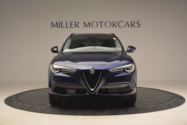 New 2018 Alfa Romeo Stelvio Q4 for sale Sold at Alfa Romeo of Westport in Westport CT 06880 12
