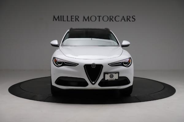 Used 2018 Alfa Romeo Stelvio Q4 for sale Sold at Alfa Romeo of Westport in Westport CT 06880 13