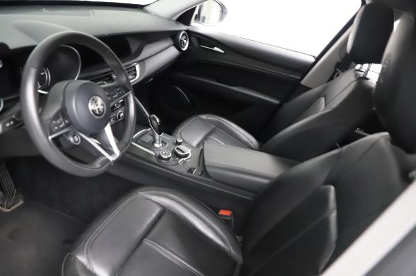 Used 2018 Alfa Romeo Stelvio Q4 for sale Sold at Alfa Romeo of Westport in Westport CT 06880 14