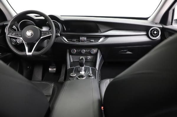 Used 2018 Alfa Romeo Stelvio Q4 for sale Sold at Alfa Romeo of Westport in Westport CT 06880 17