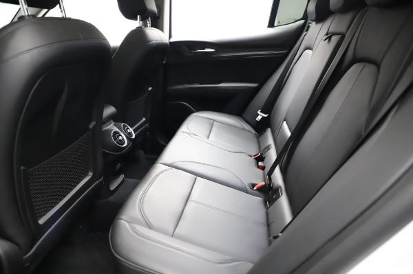 Used 2018 Alfa Romeo Stelvio Q4 for sale Sold at Alfa Romeo of Westport in Westport CT 06880 19