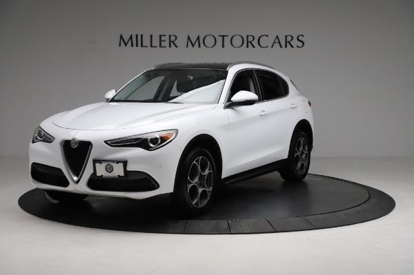 Used 2018 Alfa Romeo Stelvio Q4 for sale Sold at Alfa Romeo of Westport in Westport CT 06880 2