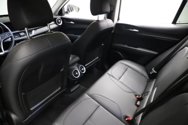 Used 2018 Alfa Romeo Stelvio Q4 for sale Sold at Alfa Romeo of Westport in Westport CT 06880 20