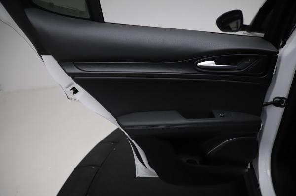 Used 2018 Alfa Romeo Stelvio Q4 for sale Sold at Alfa Romeo of Westport in Westport CT 06880 21
