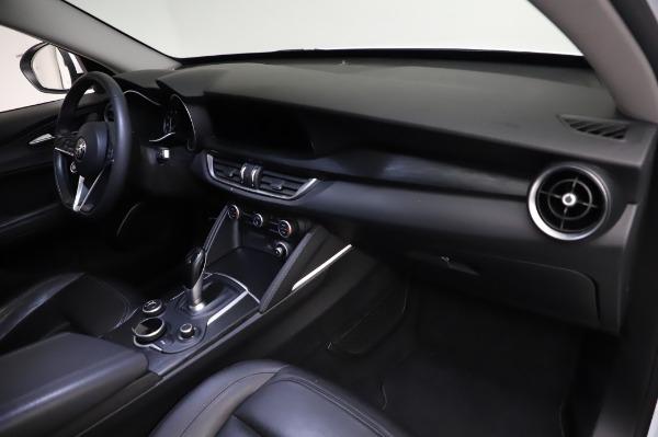 Used 2018 Alfa Romeo Stelvio Q4 for sale Sold at Alfa Romeo of Westport in Westport CT 06880 22
