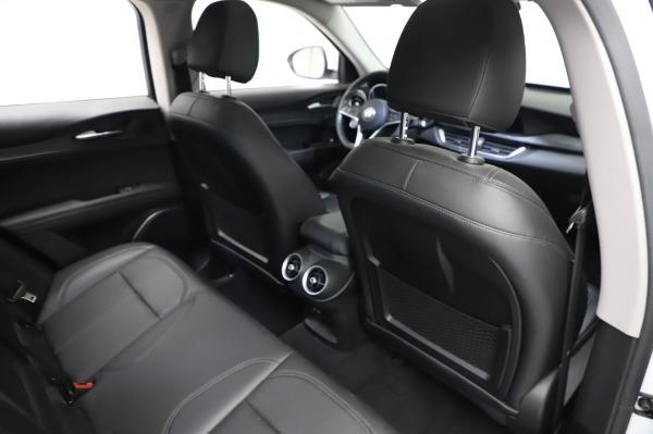 Used 2018 Alfa Romeo Stelvio Q4 for sale Sold at Alfa Romeo of Westport in Westport CT 06880 26
