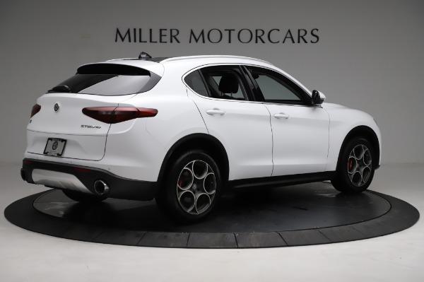 Used 2018 Alfa Romeo Stelvio Q4 for sale Sold at Alfa Romeo of Westport in Westport CT 06880 9